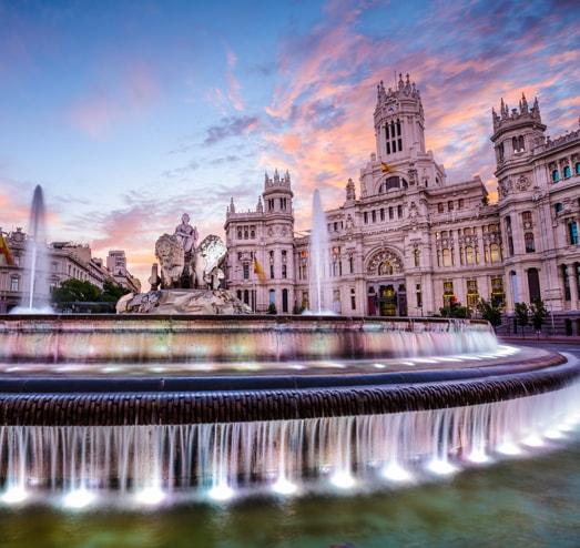 مدريد, إسبانيا